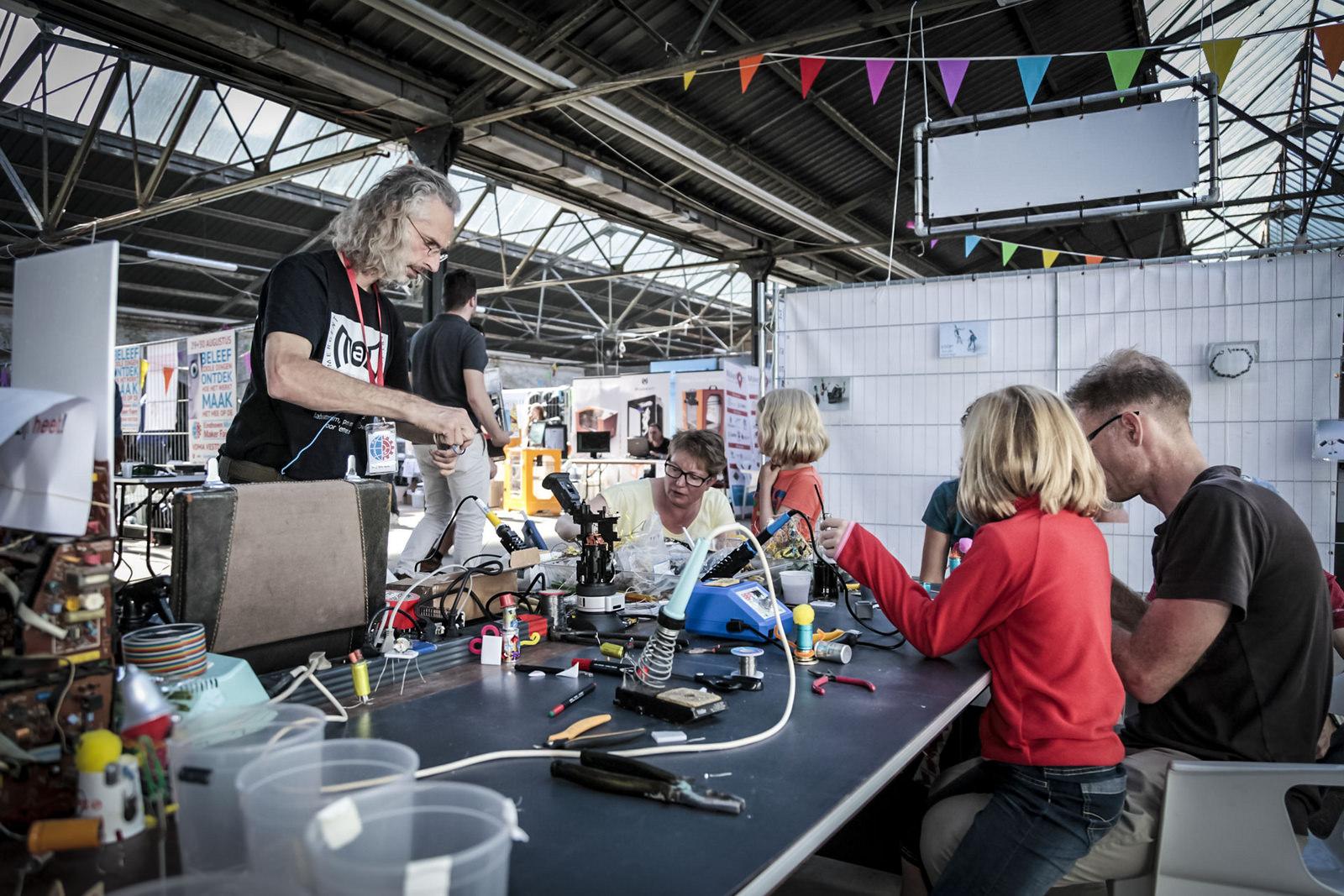 Eindhoven Mini Maker Faire